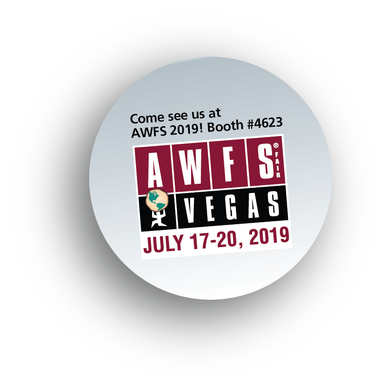 Come see us at AWFS 2019! Booth #4623